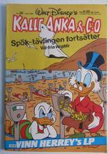 Kalle Anka & Co 1984 28