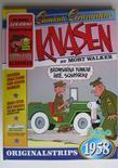 Samlade Serierariteter Knasen 1958