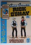 Samlade Serierariteter Rick O'Shay 1958
