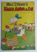 Kalle Anka 1952 04 Vg+