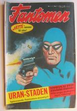 Fantomen 1967 01 Vg