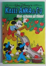 Kalle Anka & Co 1984 34