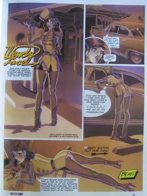 Hustler Comix Vol 1 No 2 Summer 1997