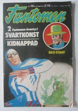 Fantomen 1973 16 Vg