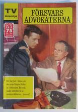 TV-äventyr 1963 10 Fn-