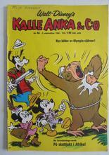 Kalle Anka 1968 36 Vg