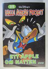 Kalle Ankas pocket 315 Ett äpple om natten