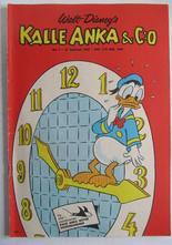 Kalle Anka 1967 07 Vg+