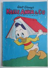Kalle Anka 1968 44 Vg