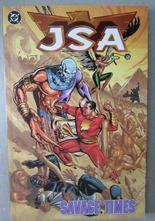 JSA Vol 06 - Savage Times