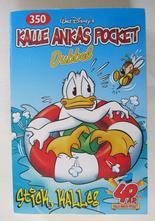 Kalle Ankas pocket 350 Stick, Kalle Dubbelpocket