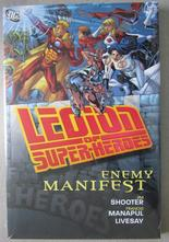Legion of Super-Heroes - Enemy Manifest