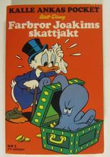 Kalle Ankas pocket 002 2:a uppl.