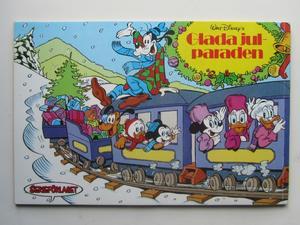 Kalle Anka Glada Julparaden 1988 Don Rosa