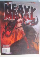 Heavy Metal Magazine 2010 01 January