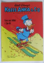 Kalle Anka 1966 06 Vg+