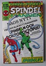 Marvel-pocket 1985 02 Spindelmannen