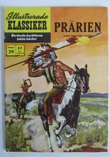 Illustrerade Klassiker 039 Prärien 2:a uppl. Fn