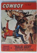 Cowboy 1968 01 Vg+