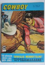 Cowboy 1968 03 Vg+