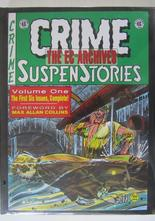 EC Archives Crime Suspenstories Vol 1