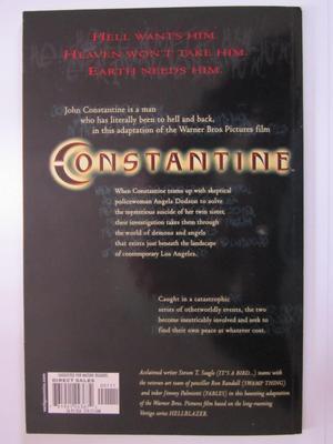 Constantine Movie Adaption