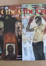 Crow Wild Justice 1-3