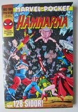 Marvel-pocket 1985 03 Hämnarna