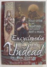 Encyclopedia of the Undead Bob Curran