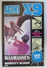 Agent X9 1982 12