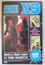 Agent X9 1983 05