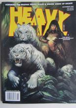 Heavy Metal Magazine 2005 11 November