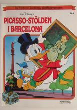 Farbror Joakims skattkammare 04 Picasso-stölden i Barcelona