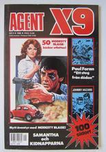 Agent X9 1988 09