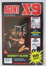 Agent X9 1989 01
