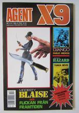 Agent X9 1989 13
