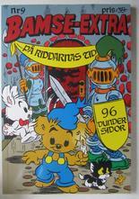 Bamse-Extra 1998 09 På riddarnas tid 2:a upplagan 2006