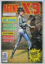 Agent X9 1990 10