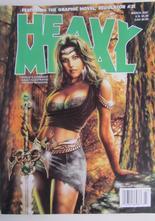 Heavy Metal Magazine 2007 03 March