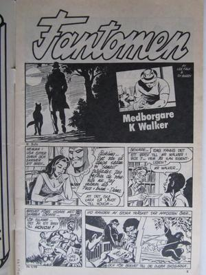 Fantomen 1975 07 Vg+
