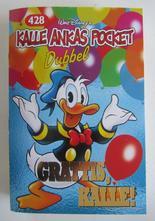 Kalle Ankas pocket 428 Grattis, Kalle