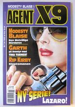 Agent X9 1993 03