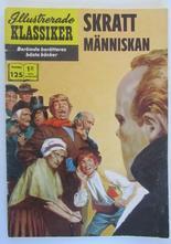 Illustrerade Klassiker 125 Skrattmänniskan 1:a uppl Vg