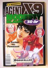 Agent X9 1993 10