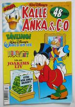 Kalle Anka & Co 1992 47 Don Rosa