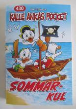 Kalle Ankas pocket 430 Sommarkul