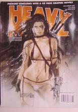 Heavy Metal Magazine 2007 11 November