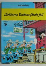 Lucky Luke 30 Bröderna Daltons första fall