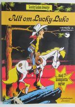 Lucky Luke 33-34  Allt om Lucky Luke 1:a uppl.