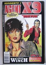 Agent X9 1996 13